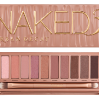 URBAN DECAY NAKED 3 PALETTE - REVIEW