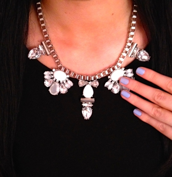statement necklace express
